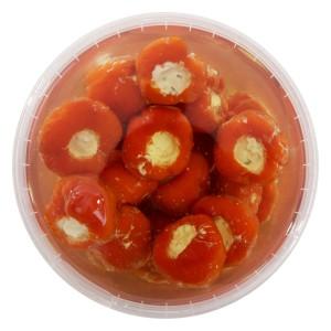 Paprika gevuld